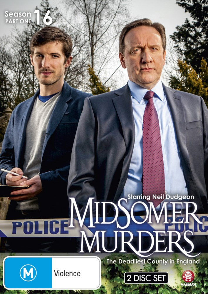 Midsomer Murders: Season 16 - Part 1