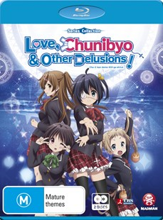 Love, Chunibyo & Other Delusions Series Collection (Blu-Ray) - Film & TV Animated