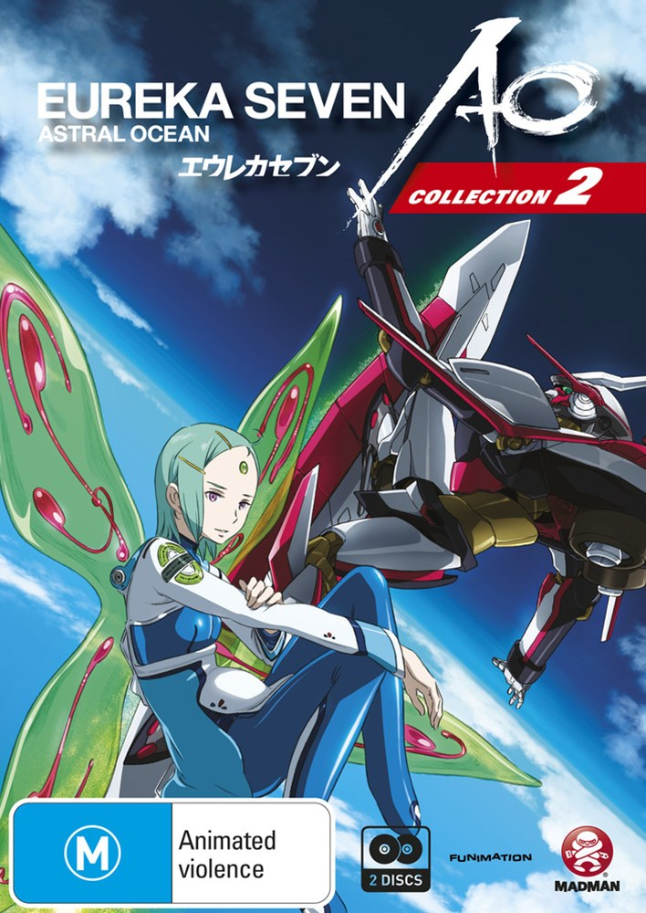 Eureka Seven Ao: Astral Ocean - Collection 2