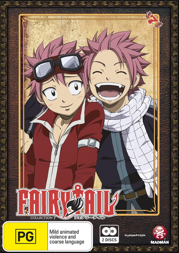 Fairy Tail Collection 07 (Eps 73-84)