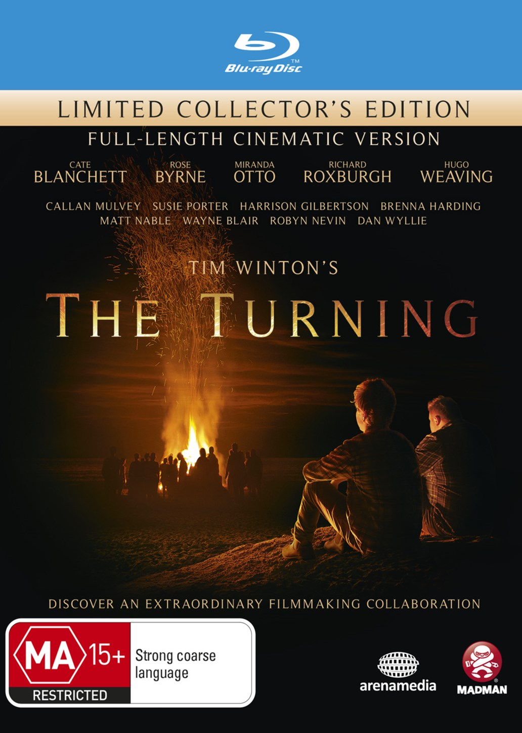 The Turning - Tim Winton (Limited Edition Blu Ray)