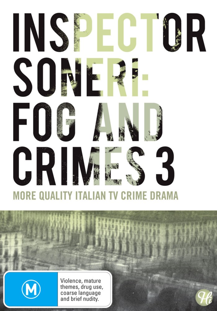 Inspector Soneri: Fog and Crimes: Volume 3