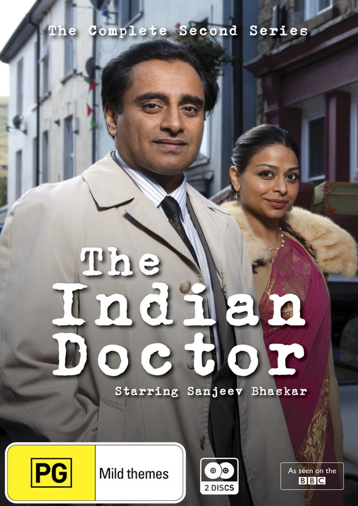The Indian Doctor: The Complete Second Series