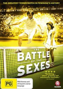 The Battle of the Sexes - Film & TV Special Interest