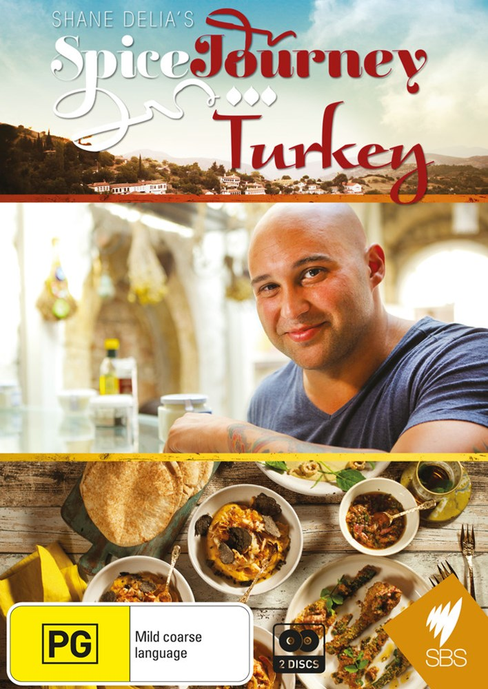 Shane Delia's Spice Journey - Turkey
