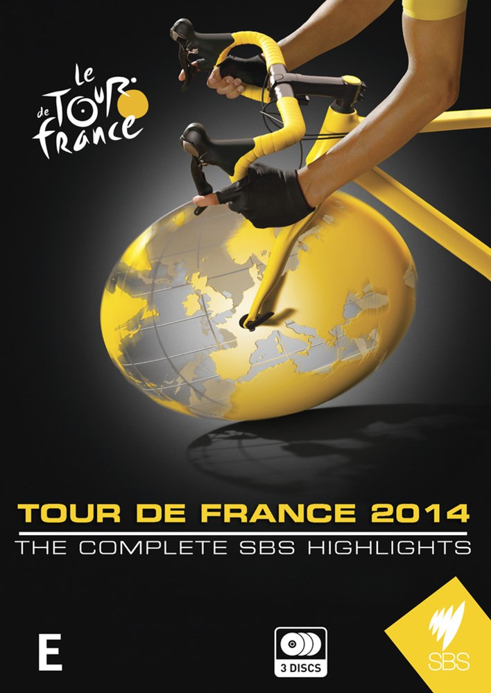 Tour De France 2014 - The Complete Highlights