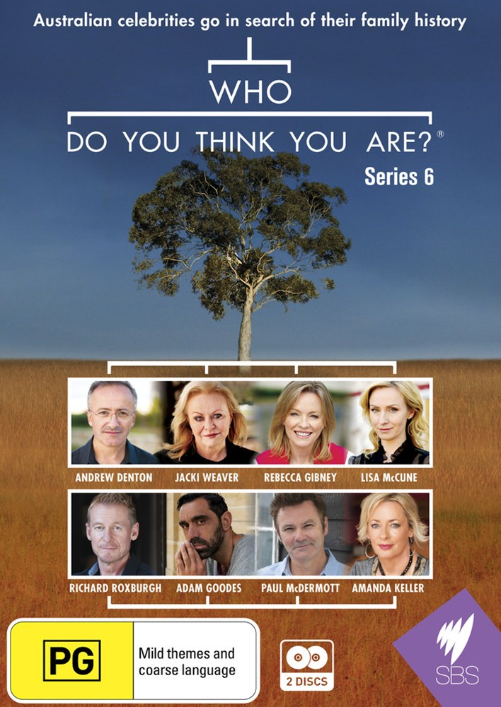 Who Do You Think You Are?: Series 6