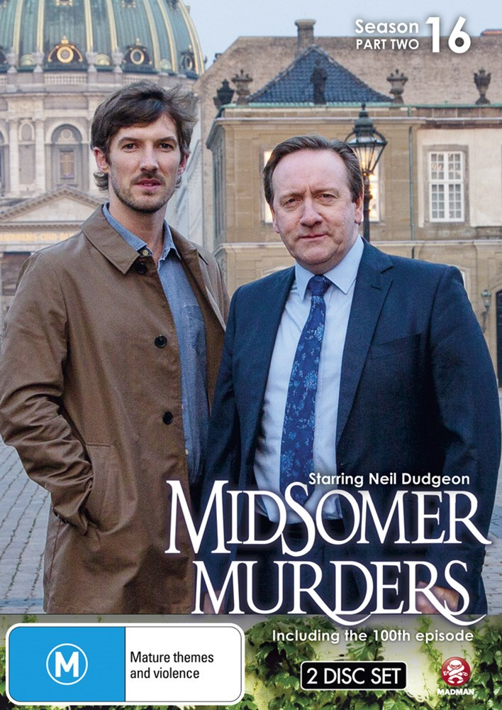 Midsomer Murders: Season 16 - Part 2
