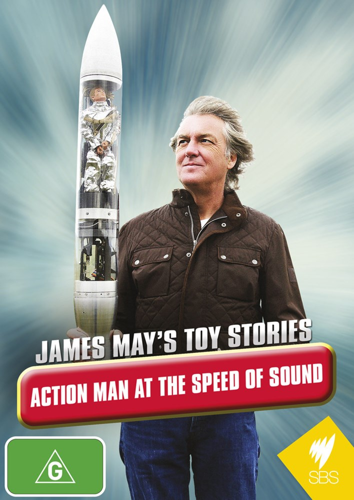 James May's Toy Stories: Action Man at the Speed of Sound
