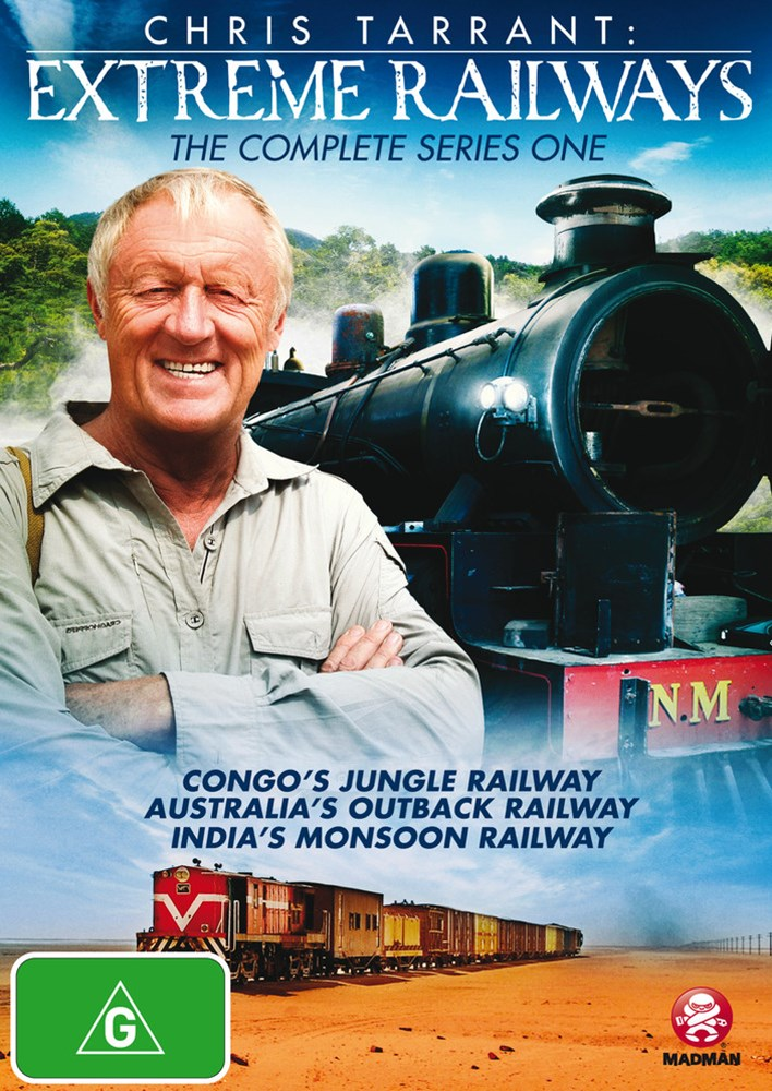 Chris Tarrant: Extreme Railways: Series 1
