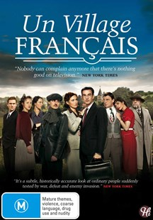 Un Village Francais Vol.1 - Film & TV Drama