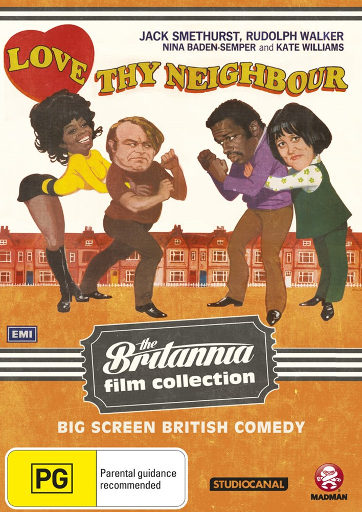 Love Thy Neighbour: The Britannia Film Collection
