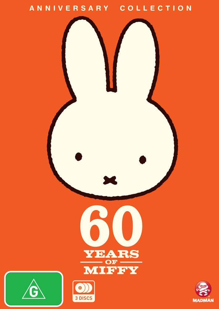 Miffy: 60 Years of Miffy (Anniversary Collection)