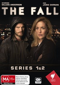 The Fall - Series 1 & 2 Boxset