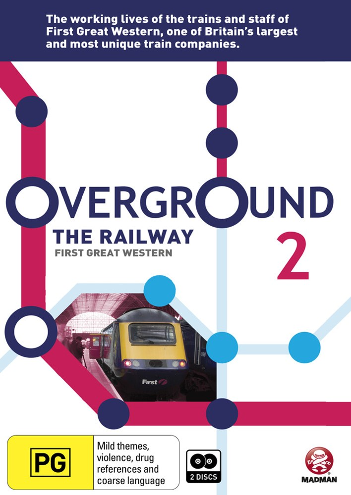 Overground 2: The Railway - First Great Western