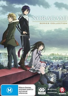 Noragami Series Collection - Film & TV Animated