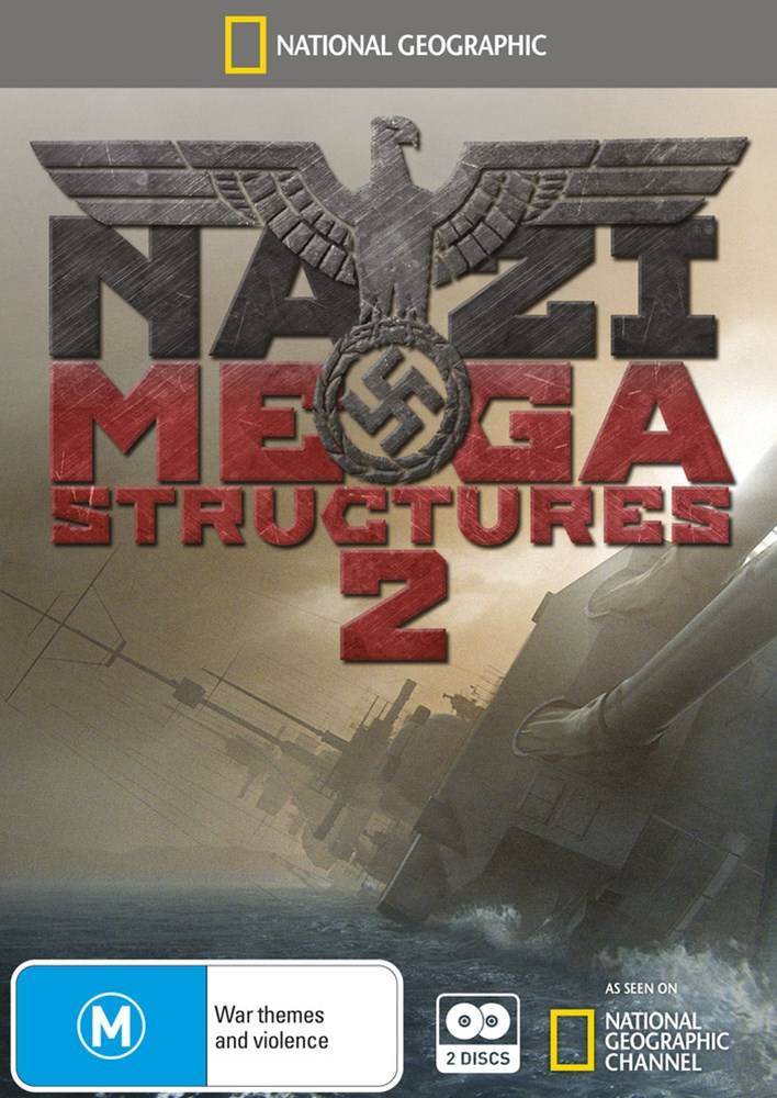 National Geographic: Nazi Megastructures 2