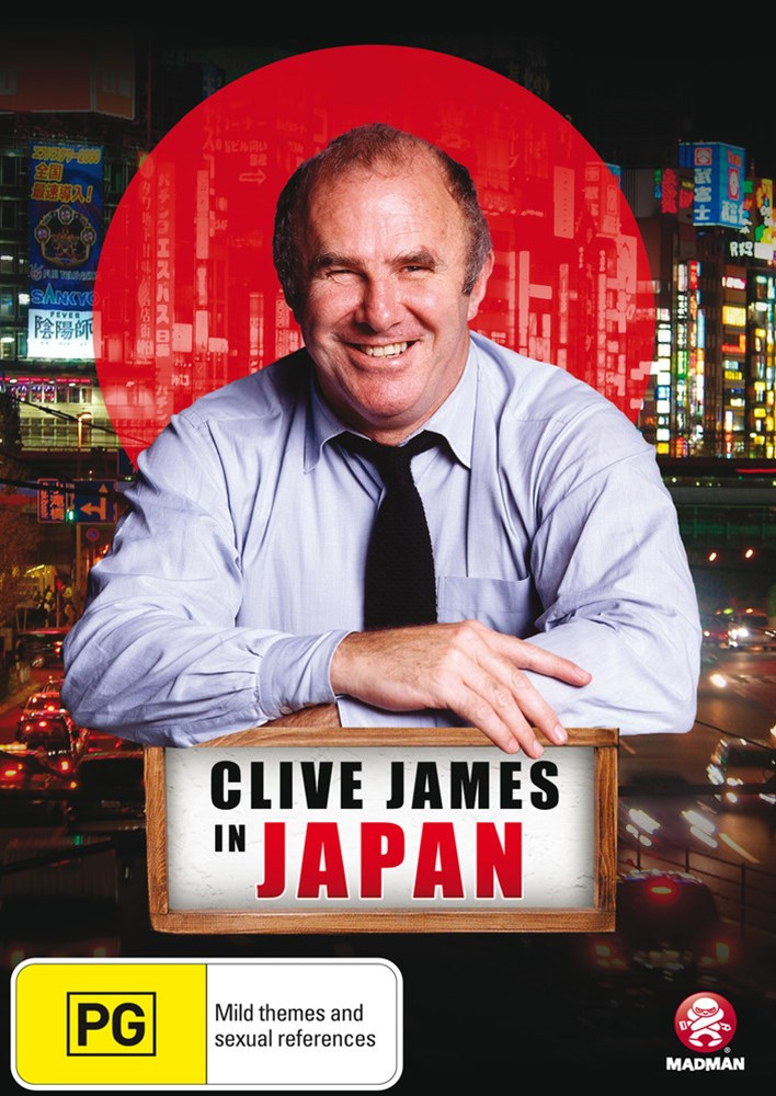 Clive James in Japan