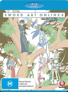 Sword Art Online 2 Part 3 (Blu-Ray) - Film & TV Animated