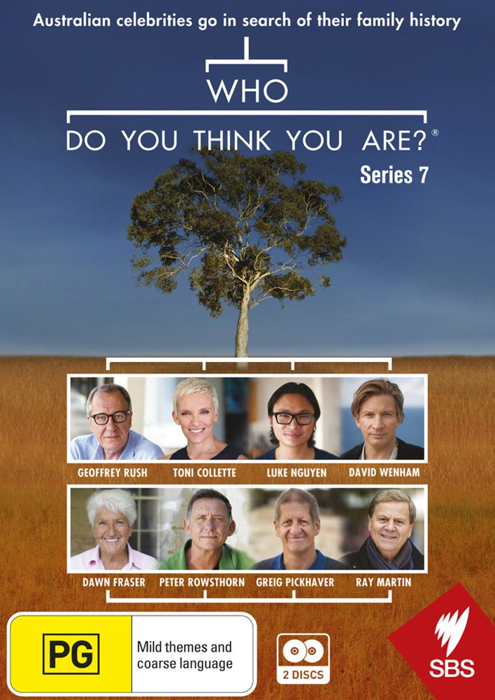 Who Do You Think You Are?: Series 7