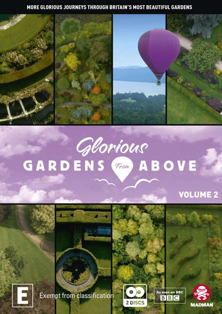 Glorious Gardens from Above: Volume 2 - Scottish Borders to Aberdeenshire