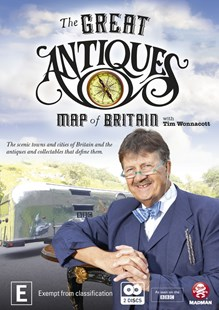 The Great Antiques Map of Britain - Film & TV Special Interest