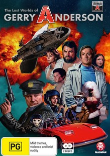 The Lost Worlds of Gerry Anderson - Film & TV Action & Adventure