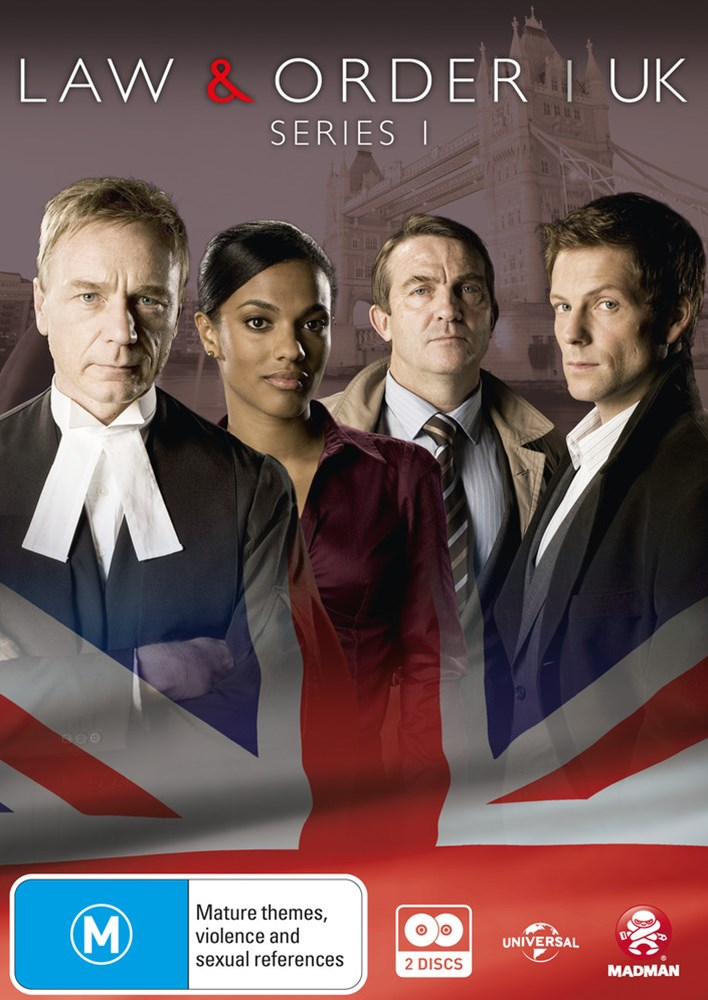 Law and Order UK: Series 1