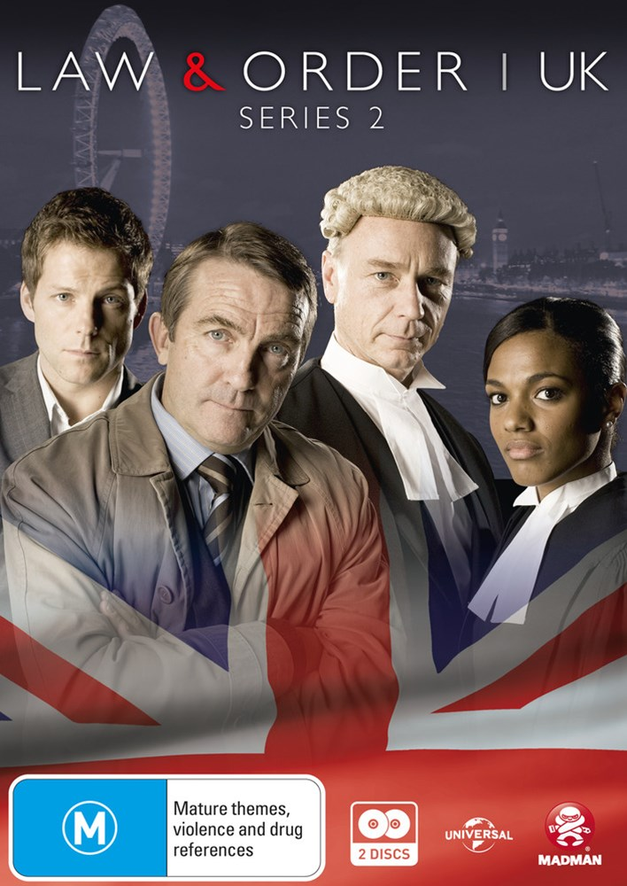 Law & Order UK: Series 2