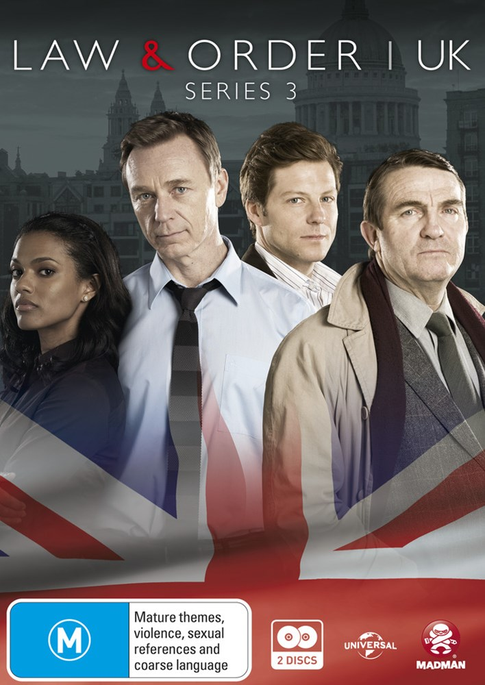 Law and Order UK: Series 3