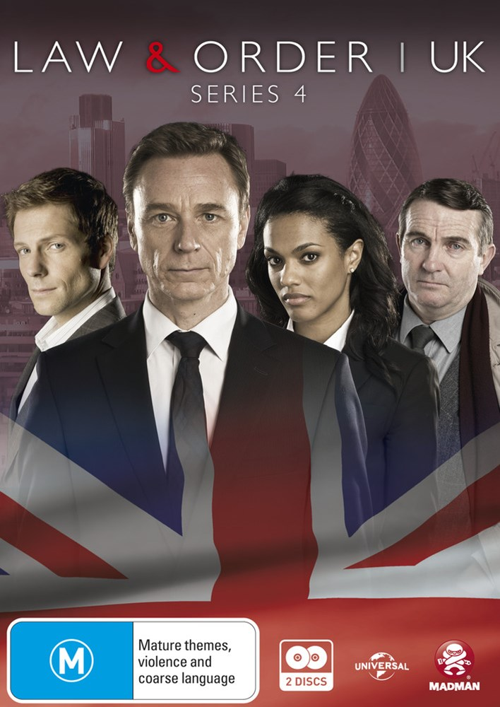 Law and Order UK: Series 4