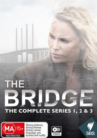 The Bridge -  Series One, Two and Three Boxset