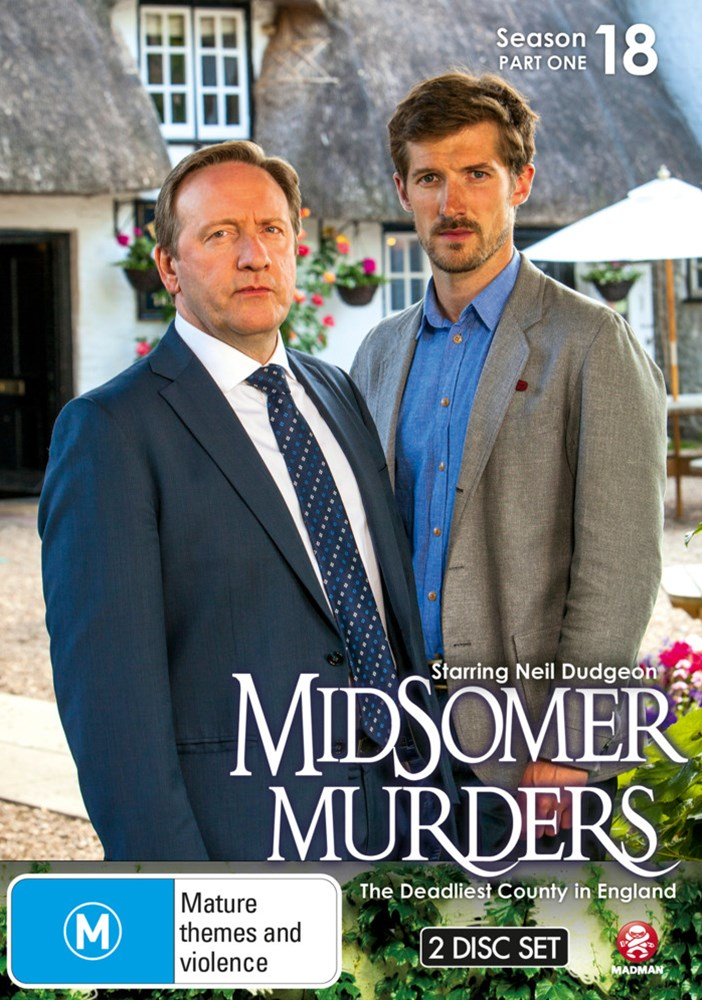 Midsomer Murders: Season 18 - Part 1