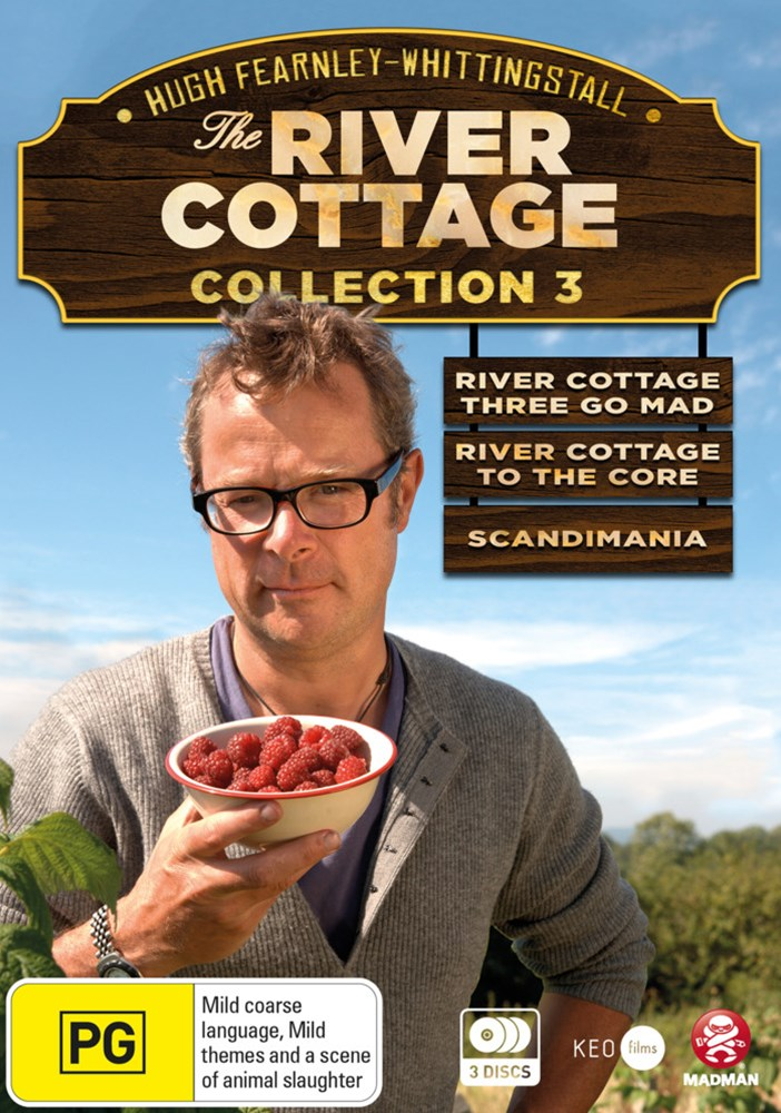 The River Cottage: Collection 3