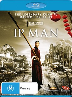 Ip Man (Blu-Ray) - Film & TV Action & Adventure