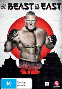 WWE: Beast in the East - Film & TV Sports & Recreation