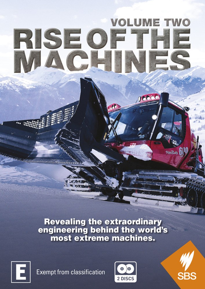 Rise of the Machines - Volume 2