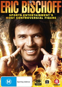 WWE: Eric Bischoff - Sports Entertainment