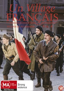 Un Village Francais Vol.4 - Film & TV Drama