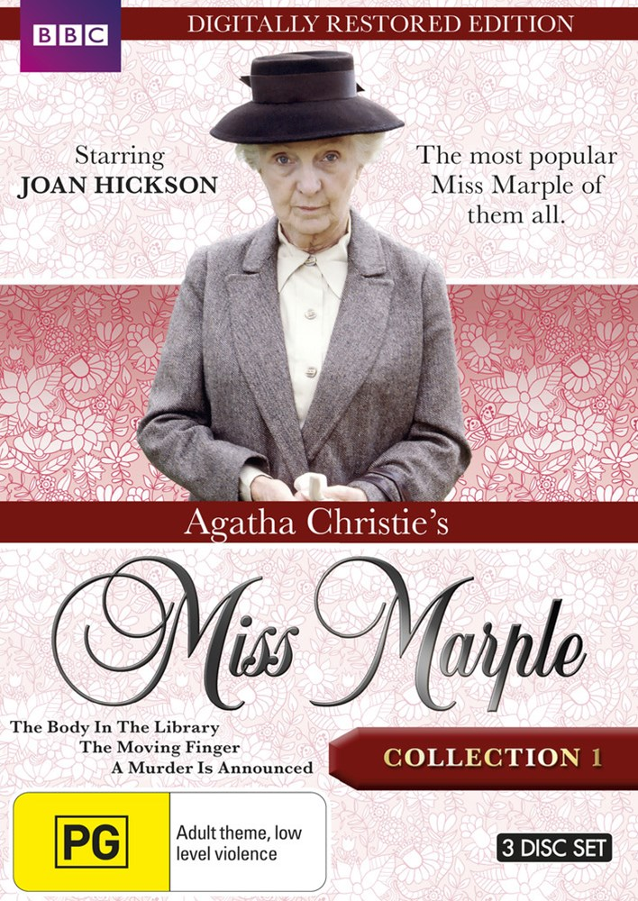 Agatha Christie's Miss Marple - Collection 1 (Restored Edition)