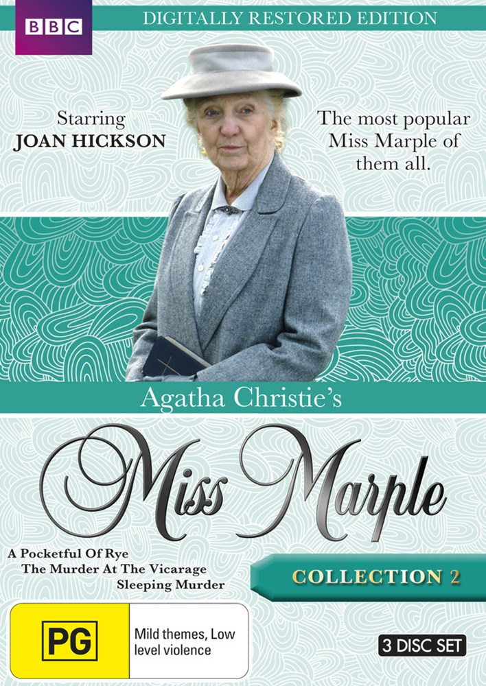 Agatha Christie's Miss Marple - Collection 2 (Restored Edition)