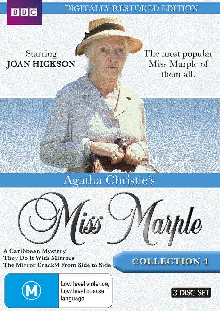 Agatha Christie's Miss Marple - Collection 4 (Restored Edition)