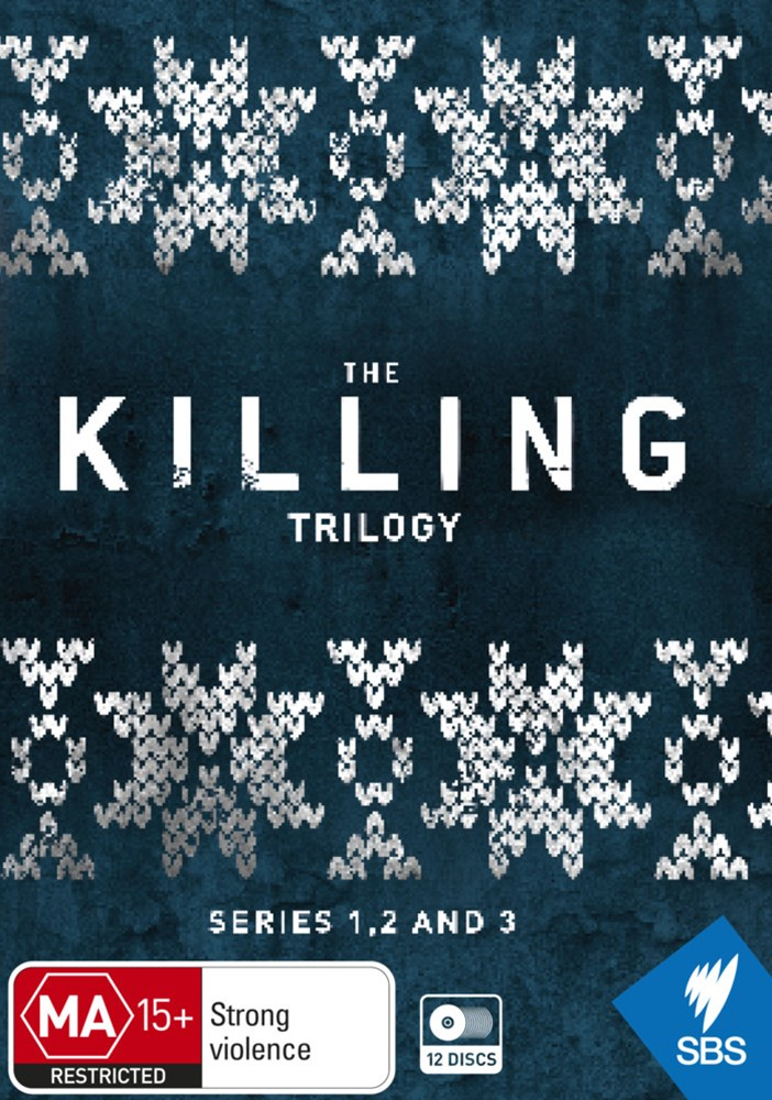 The Killing Trilogy - New Packaging