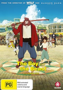 The Boy and the Beast - Film & TV Animated