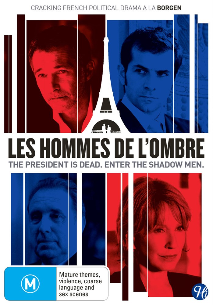 Les Hommes De L'ombre (The Shadow Men)