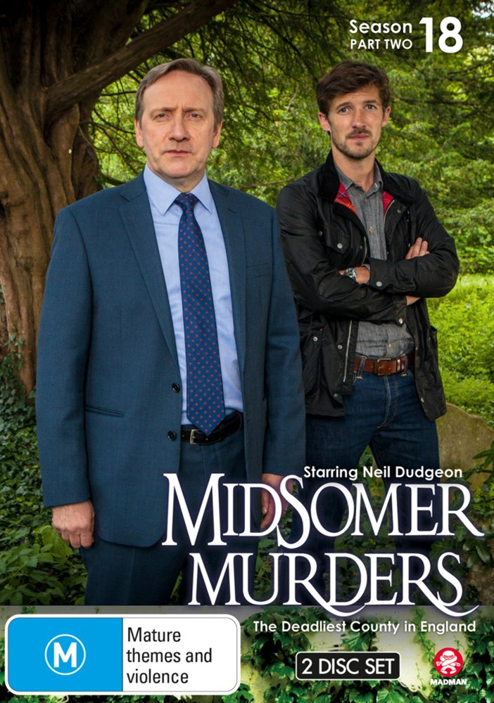 Midsomer Murders: Season 18 - Part 2