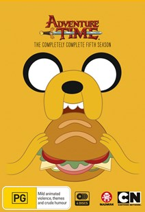 Adventure Time - The Completely Complete Fifth Season - Film & TV Children & Family