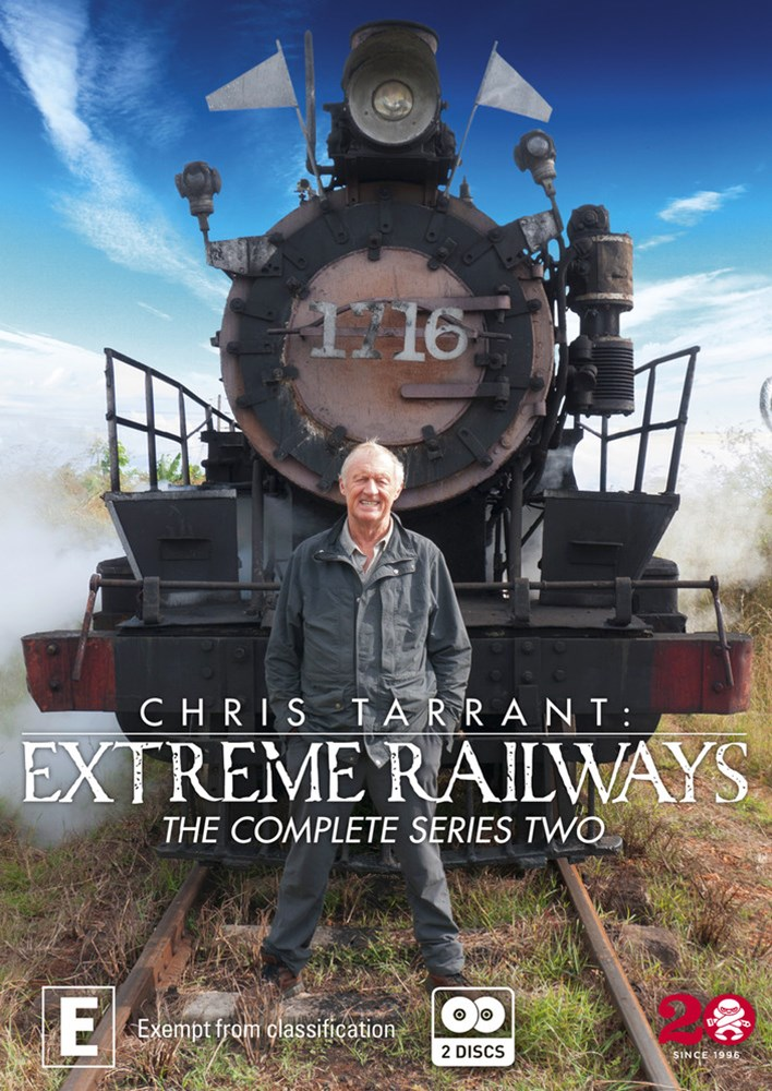 Chris Tarrant's Extreme Railways: Series 2