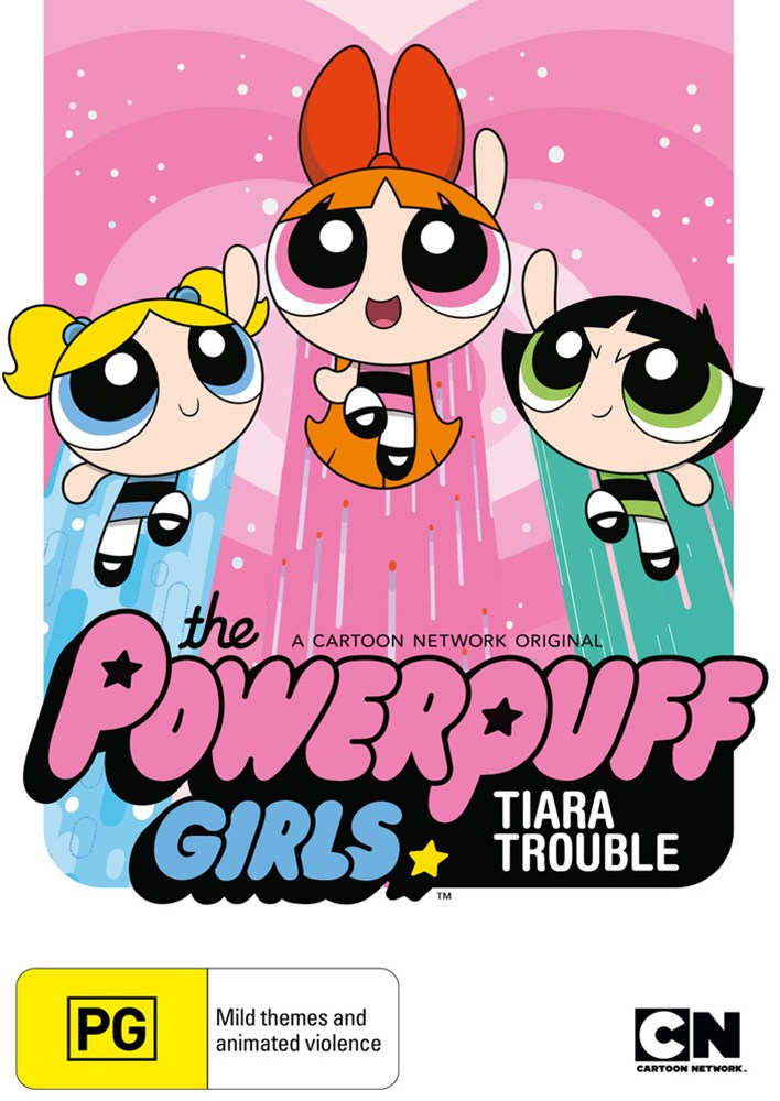 The Powerpuff Girls (2016): Volume 1