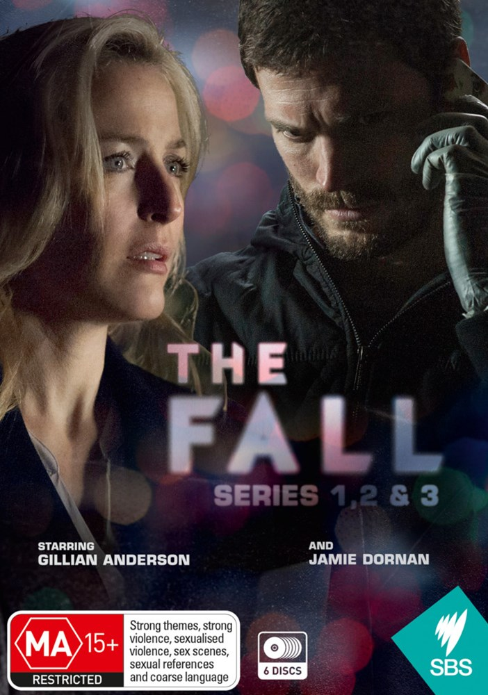 The Fall: Series 1 - 3